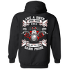 Open Your Eyes Hoodie