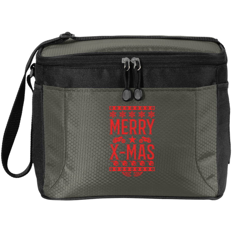 Merry X-Mas Cooler Bag