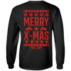 Merry X-Mas Long Sleeves