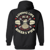 Women's Ride My Dirt Bike Hoodie