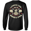 Women's Ride My Dirt Bike Long Sleeves