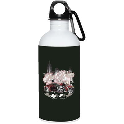 Las Vegas Bike Fest Stainless Steel Water Bottle 20 oz.