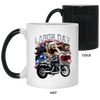 Labor Day Color Changing Mug 11 oz.