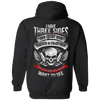 I Have Three Sides Hoodie