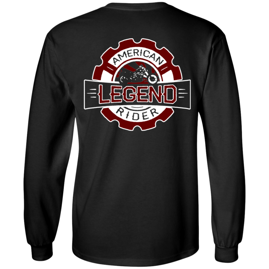 American Legend Rider Official Long Sleeves