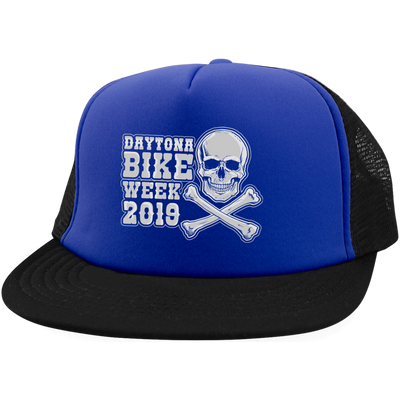 Daytona Bike Week Skull Hat 2019