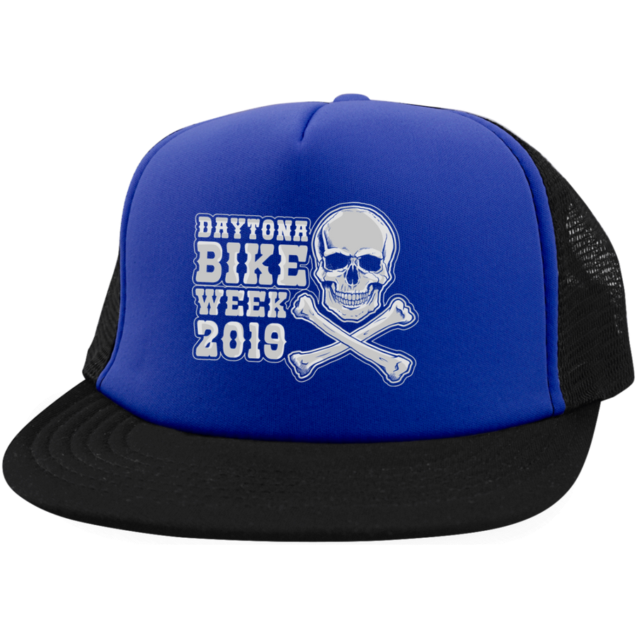 Daytona Bike Week Skull Hat - American Legend Rider