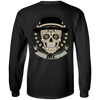 Mexican Skull Long Sleeves