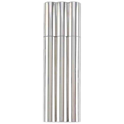 Jillian 2oz Flask with 2 Cigar Tubes
