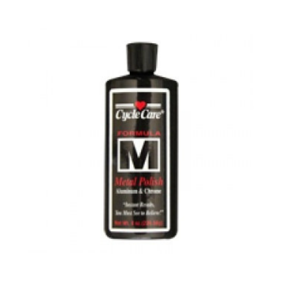 Daniel Smart Formula M - Metal Polish/ Aluminum & Chrome - 8oz