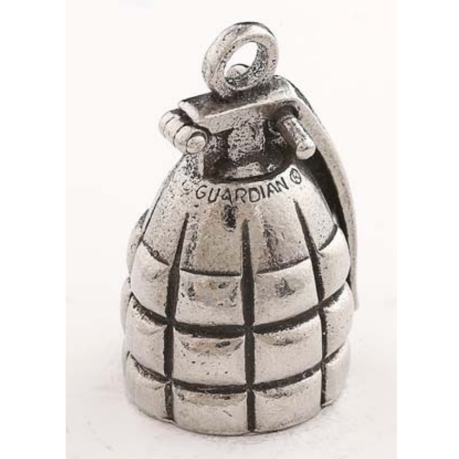 Guardian Bell Grenade Motorcycle Good Luck Bell - American Legend Rider