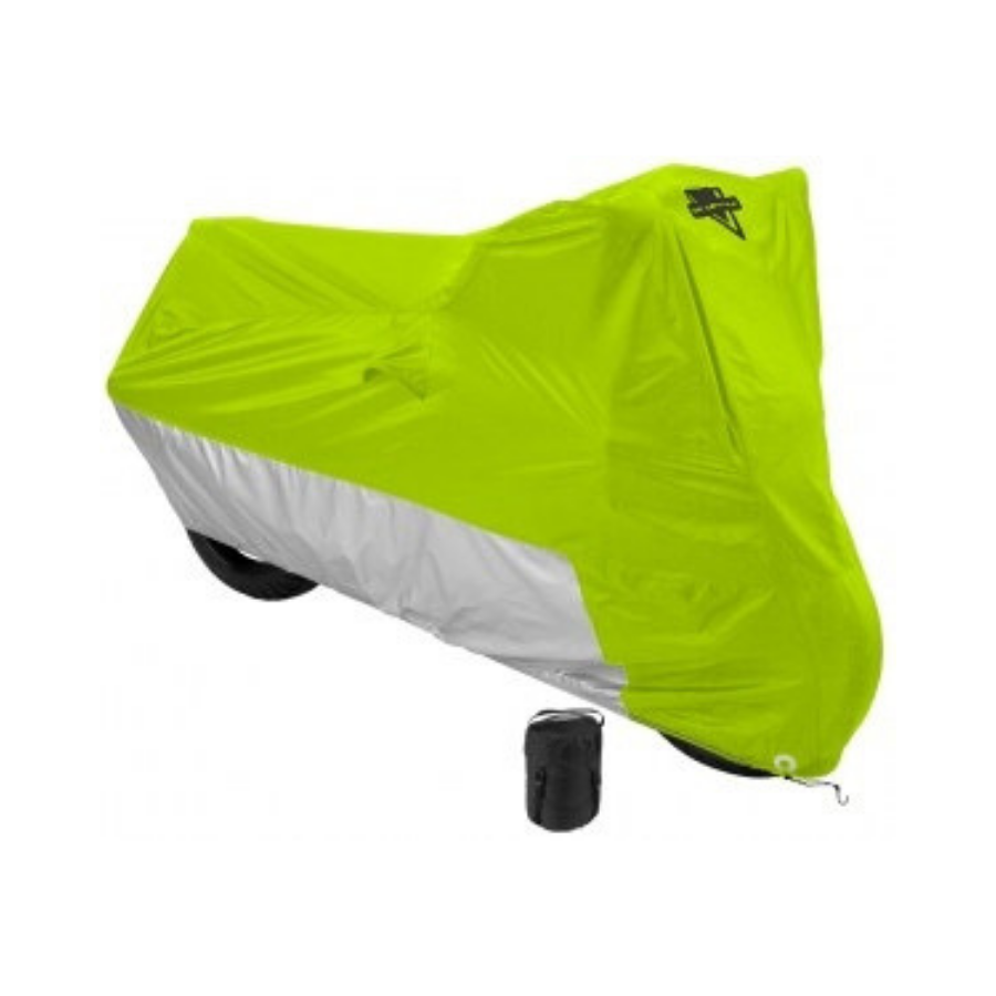Daniel Smart Hi-Visibility Yellow Motorcycle Cover