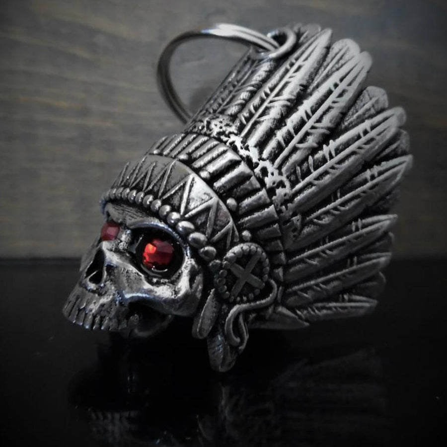 Daniel Smart Indian Skull Diamond Bell