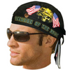 Daniel Smart Land of the Free Headwrap - American Legend Rider