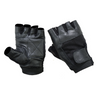 Daniel Smart Leather/Mesh Fingerless Gloves