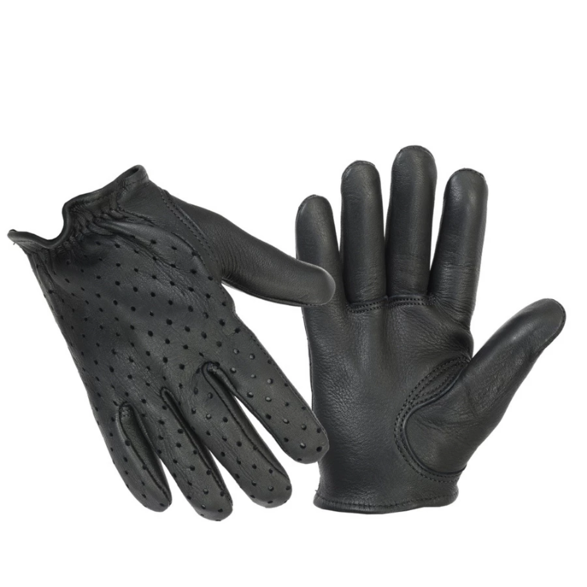 Daniel Smart Perforated Police Style Gloves