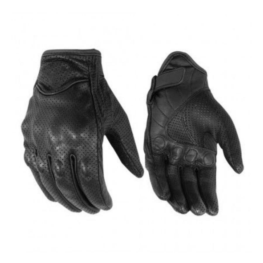 Daniel Smart Perforated Sporty Gloves