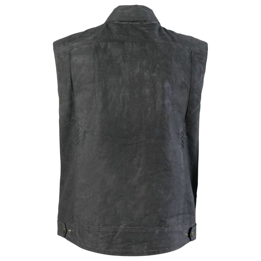 Roland Sands Ramone Perforated Vest