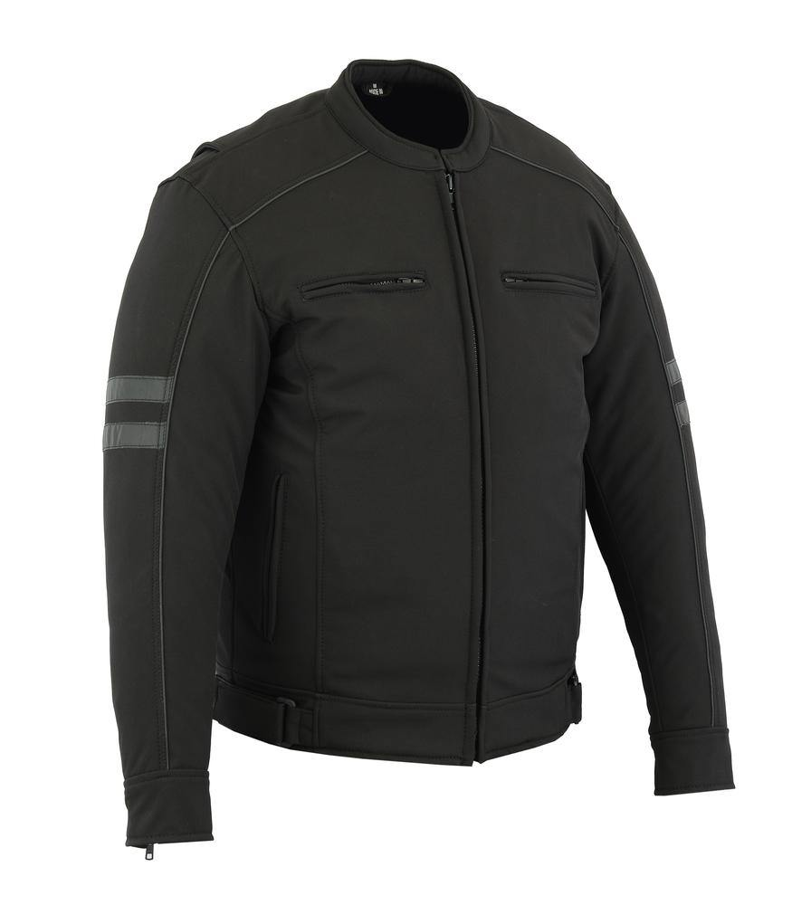 Daniel Smart All Season Reflective Men's Textile Jacket