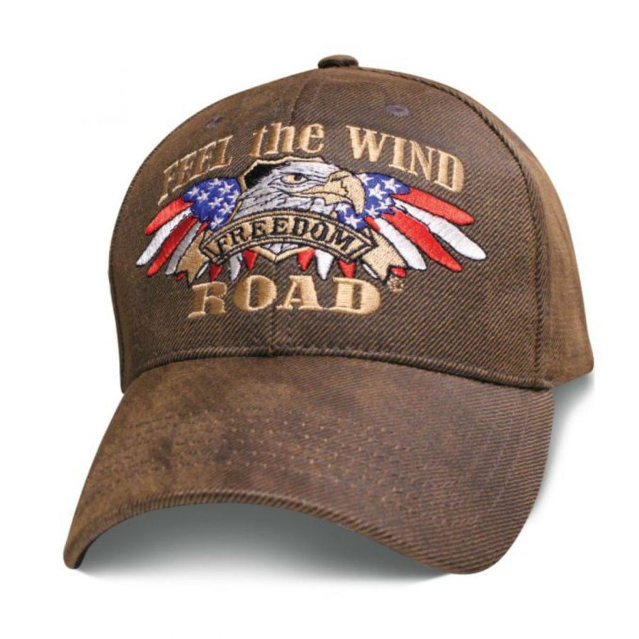 Daniel Smart Premium Biker Feel The Wind Oilskin Hat
