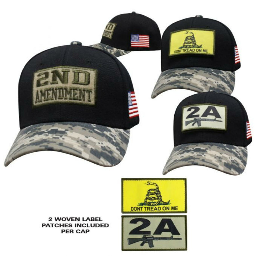 Daniel Smart Patch Base Cap Black Digital Camo