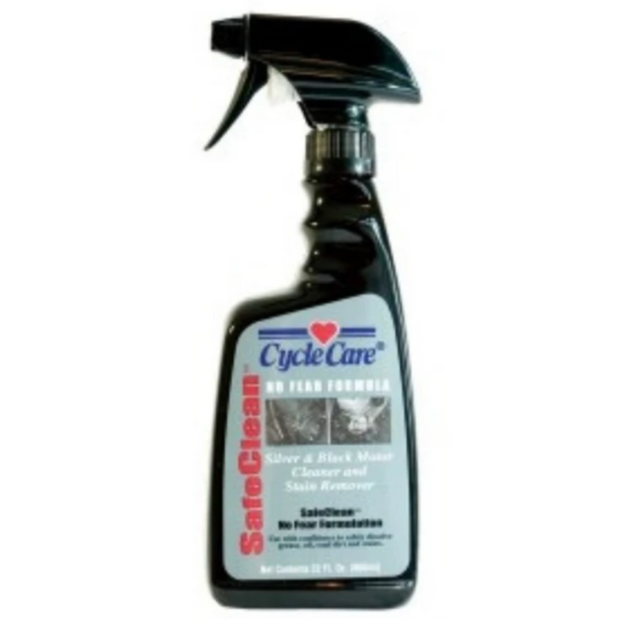 Daniel Smart SafeClean Silver & Black Motor Cleaner 22oz