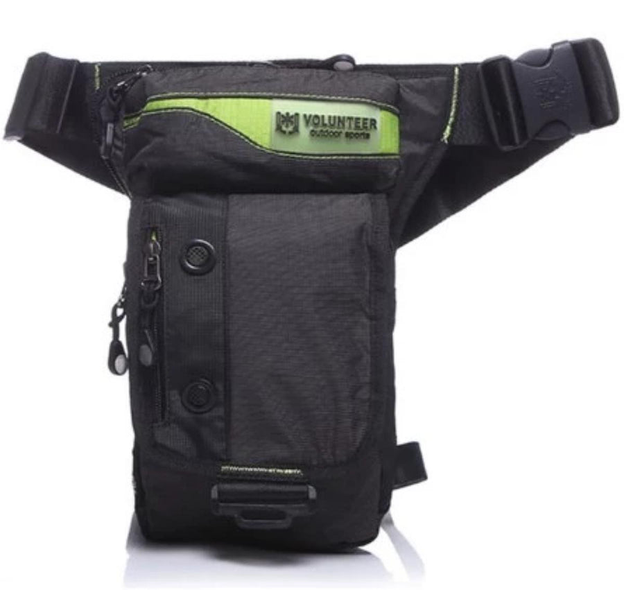 Waist Leg Drop Bag Fanny Pack For Bikers