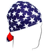 Daniel Smart Sectioned American Flag Headwrap