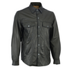 Daniel Smart Premium Lightweight Leather Shirt