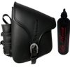La Rosa All Softail & Rigid Frame Swingarm Bag with Fuel Bottle