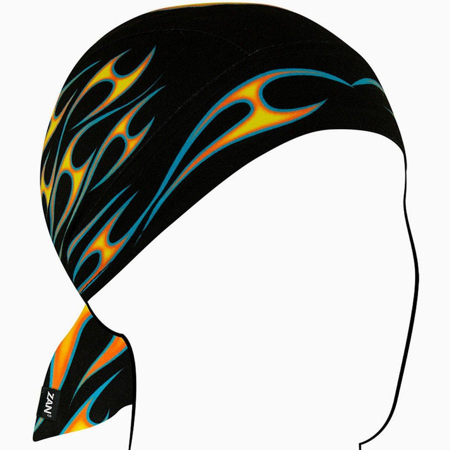 Zan headgear® Sportflex Flydanna in Hot Rod Flame