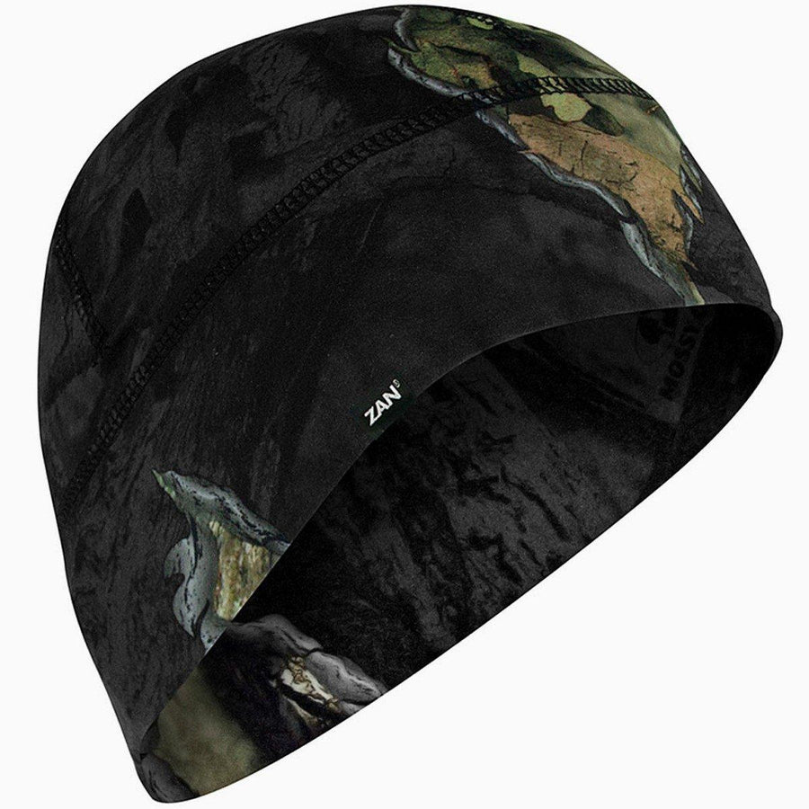 ZANheadgear® Mossy Oak® Break Up Eclipse® Skull Cap Beanie Helmet Liner