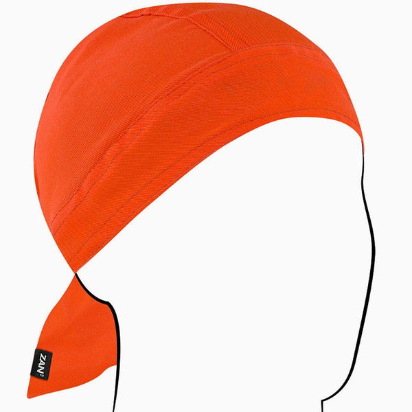 Zan Headgear Sportflex Flydanna in Hi-Viz Orange