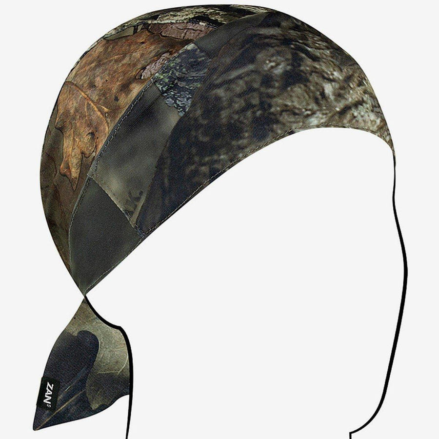 Zan headgear® Mossy Oak Break Up Country Headwear with Sweatband
