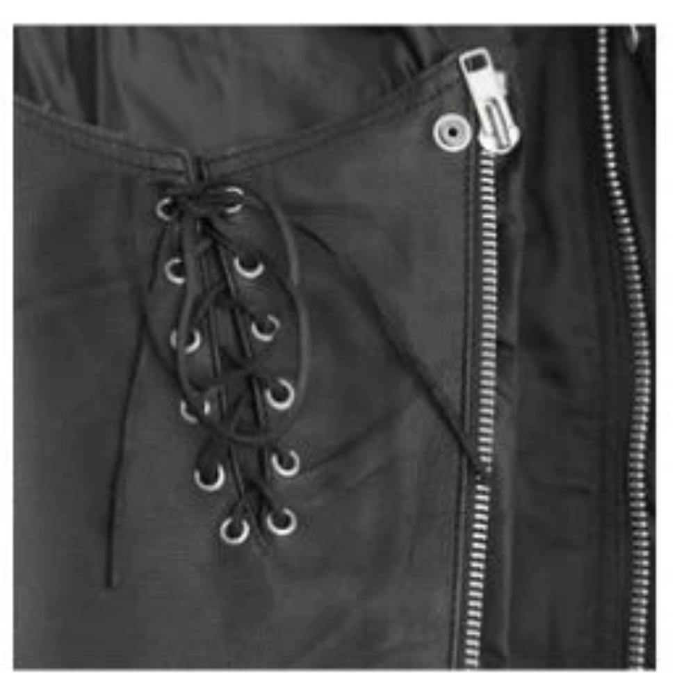 First Manufacturing Womens Sissy Motorcycle Chaps