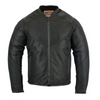 Daniel Smart Men's Sporty Mesh Jacket