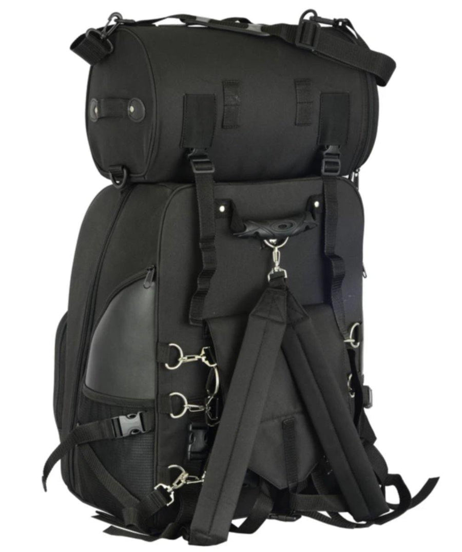 Daniel Smart Updated Touring Sissy Bar Bag (Limited Edition)