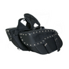 Daniel Smart Two Strap Studded Saddle Bag 2.0