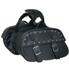 Daniel Smart Two Strap Saddle Bag with Studs 4.0
