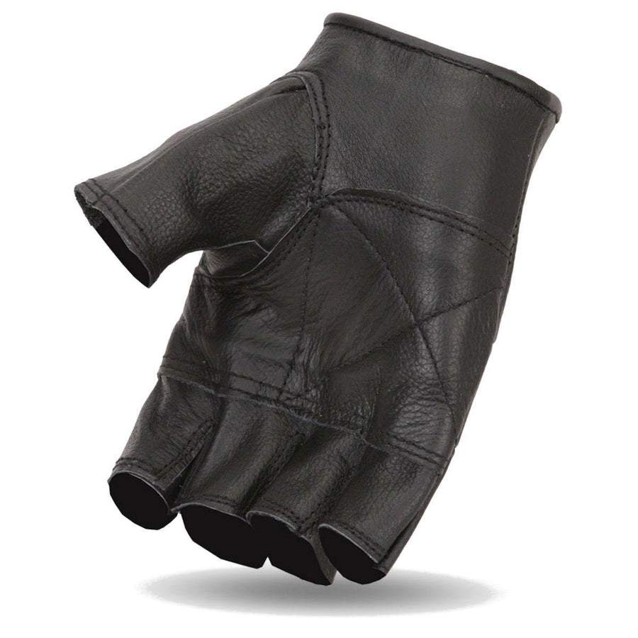 First Manufacturing Fingerless Gloves - American Legend Rider