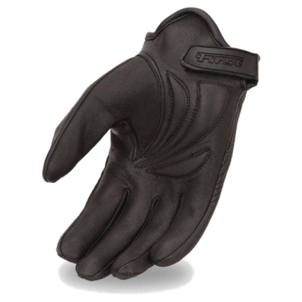 First Manufacturing Perforated Gloves