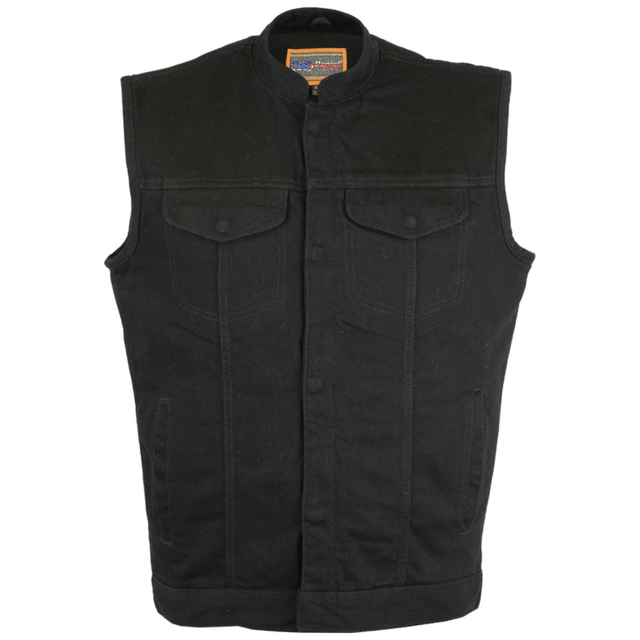 Daniel Smart Concealed Snap Closure Vest