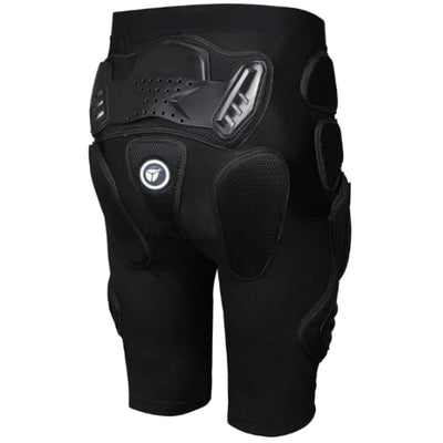 Motorcycle Protective Armor Pants for Men & Women, EVA/PVC/Lycra, XS-3XL, Black