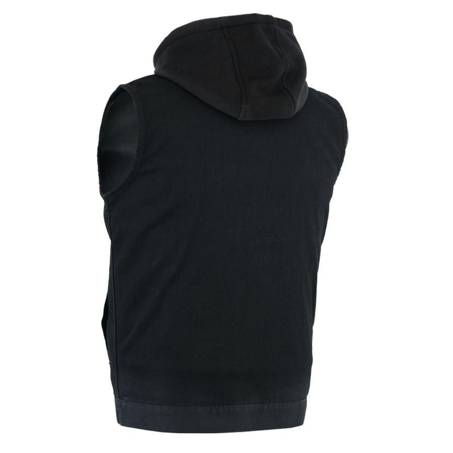 Daniel Smart Concealment Vest w/ Removable Hood