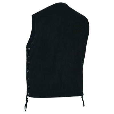 Daniel Smart Traditional Vest with Side Laces