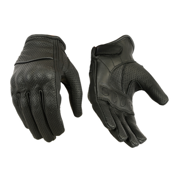 Daniel Smart Women's Perforated Sporty Gloves