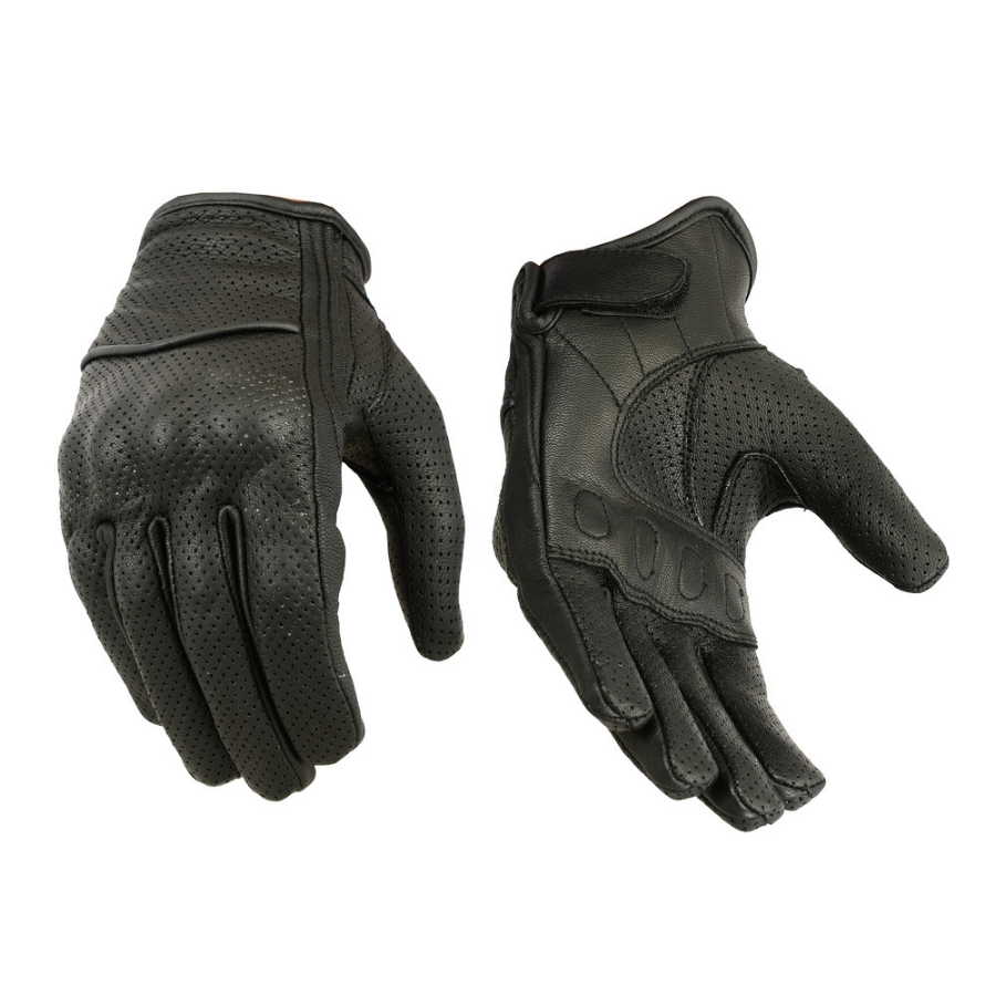 Daniel Smart Women's Perforated Sporty Gloves - American Legend Rider