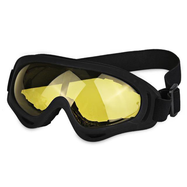 Windproof Glasses For Bikers - American Legend Rider