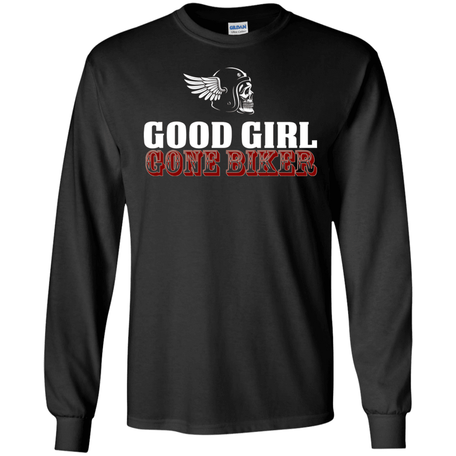 Good Girl Gone Biker T-Shirt - American Legend Rider