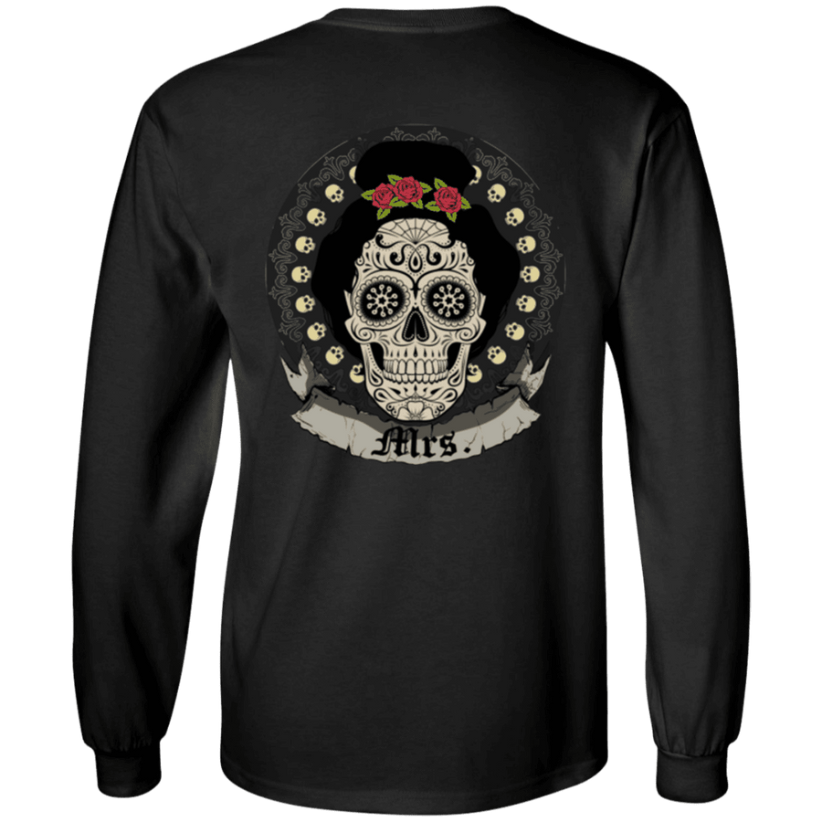 Mexican Skull T-Shirt (Female) - American Legend Rider